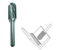 Шарошка (борфреза) сфероцилиндрическая по металлу СХ 8 мм в Орехово-Зуево СтройДвор на Карболите