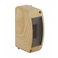 Электрощит распределительный навесной RUVinil ЩРн-П-2 сосна вертикальная дверь светлая основа пластиковый (68302-27М) в Орехово-Зуево СтройДвор на Карболите