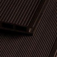 Террасная доска ЭКОДЭК Шоколад 139х20х3000 мм. в Орехово-Зуево СтройДвор на Карболите