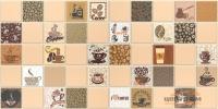 Листовая панель ПВХ мозаика Кофе с молоком бежевый в Орехово-Зуево СтройДвор на Карболите