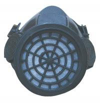 Респиратор противопылевой 1 угольный фильтр в Орехово-Зуево СтройДвор на Карболите