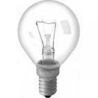 Лампа накаливания MIC Camelion 60/D/CL/E14 прозрачная сфера в Орехово-Зуево СтройДвор на Карболите
