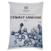 Минеральное азотное удобрение сульфат аммония 1 кг в Орехово-Зуево СтройДвор на Карболите