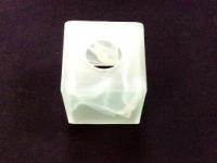 Плафон Куб 121 белый Е27 d100 h100 b42 в Орехово-Зуево СтройДвор на Карболите