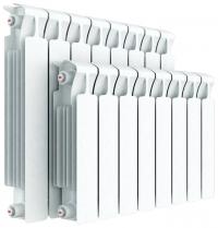 Радиатор отопления RIFAR MONOLIT VENTIL биметаллический 500/8 секций в Орехово-Зуево СтройДвор на Карболите