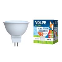 Лампа св/д Volpe LED-JCDR-5W/NW/GU5.3/O белый свет в Орехово-Зуево СтройДвор на Карболите