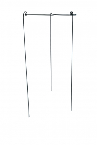 Кустодержатель Круг трехножный малый 0,7 м проволока 5 мм в Орехово-Зуево СтройДвор на Карболите
