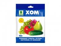 ХОМ (оксихлорид меди) д/защиты растений от болезней 40 г в Орехово-Зуево СтройДвор на Карболите