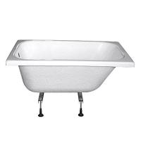 Ванна акриловая Стандарт 130 Экстра (с установ. комплектом) в Орехово-Зуево СтройДвор на Карболите