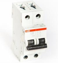 ABB автоматический выкл. S202 2P С50  2CDS252001R0504 в Орехово-Зуево СтройДвор на Карболите