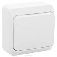 Выключатель 1-кл. Белый SchE BA10-001В в Орехово-Зуево СтройДвор на Карболите