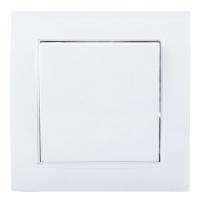Jilion Выключатель 1-кл С/У Белый в Орехово-Зуево СтройДвор на Карболите