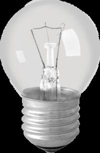 Лампа накаливания MIC Camelion 60/В/CL/E27 прозрачная сфера в Орехово-Зуево СтройДвор на Карболите
