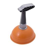 Вантуз оранжевый 14х14х18см, пластик, резина VETTA в Орехово-Зуево СтройДвор на Карболите