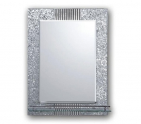 Зеркало с полками для ванной 60 х 45 F656 в Орехово-Зуево СтройДвор на Карболите