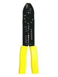 Кримпер для обжима наконечников и зачистки проводов НТ-204 TL-204 в Орехово-Зуево СтройДвор на Карболите