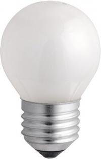Лампа накаливания MIC Camelion 40/D/FR/E27 с матовой колбой, сфера в Орехово-Зуево СтройДвор на Карболите