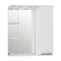 Зеркальный шкаф для ванной Жасмин 800/С в Орехово-Зуево СтройДвор на Карболите