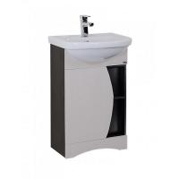 Раковина с тумбой для ванной ДУЭТ 52.01 в Орехово-Зуево СтройДвор на Карболите