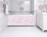 Экран Мрамор розовый 1,68 в Орехово-Зуево СтройДвор на Карболите