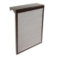 Декоративный экран на радиатор отопления 5 ДМЭР Коричневый в Орехово-Зуево СтройДвор на Карболите