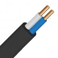 Силовой кабель ВВГнг 2х6 с медными жилами, с ПВХ изоляцией в ПВХ оболочке, негорючий – не распространяющий горение в Орехово-Зуево СтройДвор на Карболите