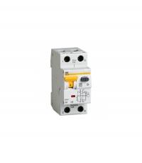 Выключатель автоматический дифференциальный ИЕК АВДТ-32 1п+N 25А 30мА в Орехово-Зуево СтройДвор на Карболите