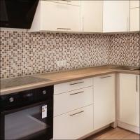 Кухонный фартук - Листовая панель ПВХ мозаика Глазурь в Орехово-Зуево СтройДвор на Карболите