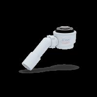 Сифон для душевой кабины (поддона) клик клак сетка (Е411CLS)