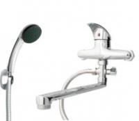 Смеситель для ванны нос 40 см. (поворотный дивертор) 5007Д в Орехово-Зуево СтройДвор на Карболите