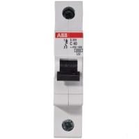ABB автоматический выключатель (УЗО) S201 1P 50А 6кА 2CDS251001R0504 в Орехово-Зуево СтройДвор на Карболите