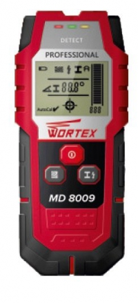 Детектор проводки WORTEX MD8009 в Орехово-Зуево СтройДвор на Карболите