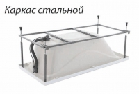 Каркас стальной сварной Стандарт/Джена в Орехово-Зуево СтройДвор на Карболите