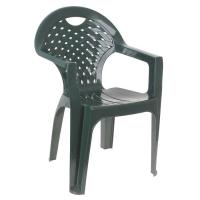 Кресло пластиковое Эконом в Орехово-Зуево СтройДвор на Карболите