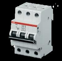 ABB автоматический выключатель (УЗО) S203 3P 32А 6кА х-ка С в Орехово-Зуево СтройДвор на Карболите