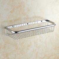 Полка для ванной прямая 1 ярус гальваника хром в Орехово-Зуево СтройДвор на Карболите