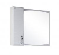 Шкаф-зеркало для ванной комнаты ВАЛЬС 85.00 лев. в Орехово-Зуево СтройДвор на Карболите