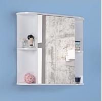 Шкаф-зеркало для ванной РОДОС 75.00 в Орехово-Зуево СтройДвор на Карболите