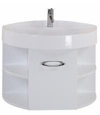 Тумба для ванной комнаты РОДОС 75.01 + умывальник FST-75 в Орехово-Зуево СтройДвор на Карболите