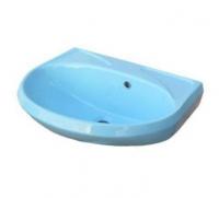 Раковина в ванную (умывальник) тюльпан ВЕСТ голубой в Орехово-Зуево СтройДвор на Карболите