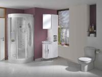 Зеркальный шкаф угловой в ванную МИНИ 30.00 в Орехово-Зуево СтройДвор на Карболите