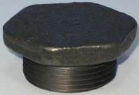 Пробка для чуг. радиатора d=32 левая глухая в Орехово-Зуево СтройДвор на Карболите