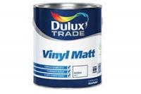Dulux TRADE VINYL MATT Краска для стен и потолков акриловая матовая BC 2,25 л в Орехово-Зуево СтройДвор на Карболите