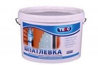 ТЕКС Шпатлевка латексная финишная выравнивающая Профи 5 кг в Орехово-Зуево СтройДвор на Карболите