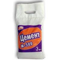 Цемент М-500 3 кг в Орехово-Зуево СтройДвор на Карболите