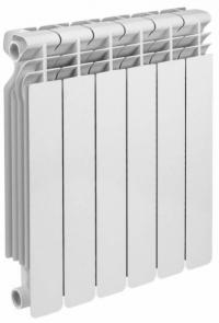 Батарея отопления (радиатор) биметаллический Germanium NEO BM 500/8 секций в Орехово-Зуево СтройДвор на Карболите