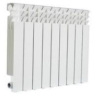 Радиатор отопления алюминиевый Germanium 500/10 секций в Орехово-Зуево СтройДвор на Карболите