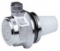 Воздухоотводчик для радиатора системы отопления автоматический лев. 1
