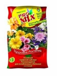 PROMIX Грунт цветочный Здоровье 5 л в Орехово-Зуево СтройДвор на Карболите