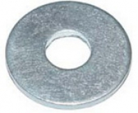 Шайба плоская увеличенная М10  цинк DIN 9021 в Орехово-Зуево СтройДвор на Карболите